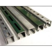 Buy cheap Automatic Slotted C channel Roll Forming Production Machine for sale Malaysia from wholesalers