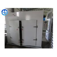 China High Output Fruit And Vegetable Dryer Machine 360 kg/Batch With Stainless Steel Material on sale