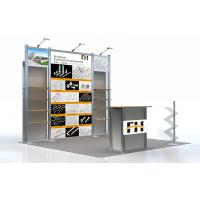 Modular Trade Show Aluminum Booth , Toy Exhibit Booth Display 10 x 10