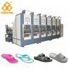 China EVA Slipper Making Shoe Sole Making Machine With Full Production Line / 6 Stations wholesale