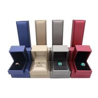 China Durable Jewelry Packaging Boxes Custom Gift Packing Lightweight With Logo Printed on sale