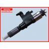 China Fuel Injector Nozzle ISUZU Genuine Parts 8976097886 For FSR / FTR High Precision wholesale