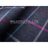 China TRW 58% polyester 32% rayon 10%wool yarn dyed herringbone fabirc Item no. WJY5238-1 wholesale