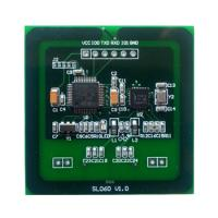 China NFC Transponder RFID Reader Module IC Card NTAG203 13.56MHz 46 × 46 × 3 MM wholesale