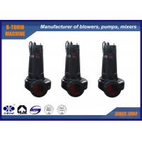China 33m Submersible Sewage Pump , submersible discharge pond drain pump on sale