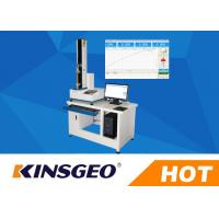 China Digital Peel Adhesion Test Equipment With 180 / 90 Degrees Peel Strength Tester With Adhesive Tape 5KN wholesale