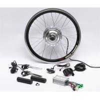 "China 26"" Alloy Rim Off Road Electric Bike Conversion Kit With Bottle Type Lithium Battery wholesale"
