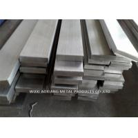 China 2205 Duplex Polished Stainless Steel Flat Bar Food Processing Equipment wholesale