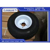 China Electric Parts /Tire with rim for electric golf car/golft cart parts/ electric towing tractor parts 4PR/6PR on sale