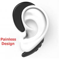 China Comfortable Bluetooth Noise Cancelling Headphones Iphone Bluetooth Headset on sale