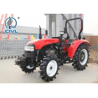 China CVLF2204 Model 4 Wheel Drive Tractors , Farm Tractor 162KW Operating Weight 8600kgs wholesale