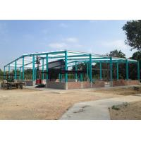 China Durable Warehouse Structure Design Metal Warehouse Buildings with Nice Appreance wholesale