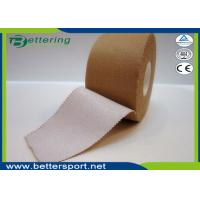 Skin colour Rigid sports strapping tape rayon sports tape strong adhesive athletic tape