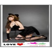Buy cheap Sexy Cat Sex Halloween Christmas Fancy Dress Party Costume Outfit Cat Girl Dress from wholesalers