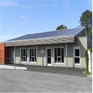 China Light Steel House/Prefabricated Villa Light steel villa wholesale