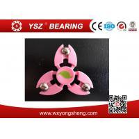 OEM Leaf Shaped ABS Plastic Addictive Fidget Toys 75*70*13mm
