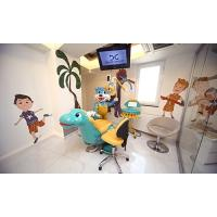 China 2016 lovely kids dental unit dental equipment dental chair pediatric unit wholesale