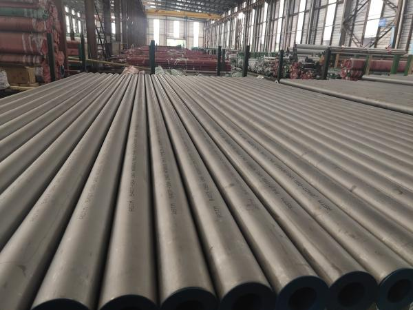 Quality UNS N08800 Nickel Alloy Pipe Seamless Incoloy Tube / Pipe B163 / B423 / B407 for sale