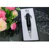 China Black Permanent Makeup Tattoo Eyebrow Pen Machine For Eyebrow / Lip Tattoo wholesale