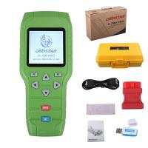 China Original OBDSTAR X-200 X200 Pro B Configuration For EPB + OBD Software wholesale