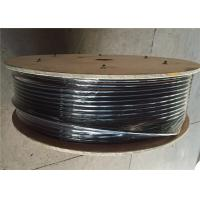 China PVC Coated Stainless Steel Tubing Coil ASTM A269 TP304 316L with BA Surface wholesale