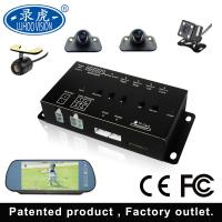 China High Trigger Picture CCTV DVR Recorder / 4ch Mobile DVR 720×576p wholesale