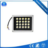 China 20W Outdoor Lighting 20000 Lumen Aluminum Housing Tempered Glass Cover Parking Lot Lighting on sale