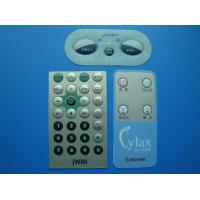 China Embossed Keys Tactile Metal Dome Membrane Switch for Computer Keyboard on sale