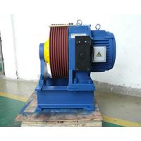 China 1150kg,2.5m/s Permanent Magnet Synchronous Geared planet traction machines wholesale