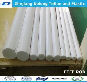 China different size ptfe  rod wholesale