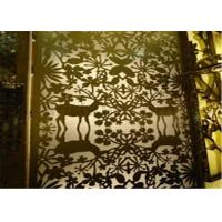 China Various Colors Decorative Sheet Metal Panels For TV Background wholesale