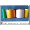China Linha crua do poliéster do branco 100, linha de costura 20S/4 grossa para tecer/que faz malha wholesale