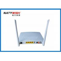 China Upstream Rate 1.25Gbps GPON ONU Router , Low Power Consumption GPON Modem Router wholesale