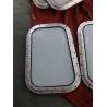 China Marine Fixed Aluminum Frame Bolt Mounted Marine Wheelhouse Windows wholesale