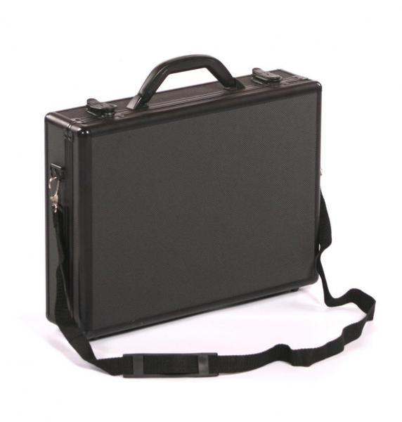 Executive Aluminium Business Laptop Flight Case Briefcase