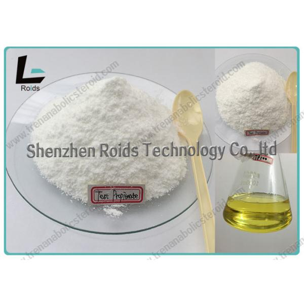 Quality Raw Material Test Propionate Testosterone Anabolic Steroid For Muscle Building for sale