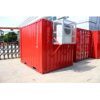 China Temperature Controlled Cold Storage Containers , Freezer Shipping Containers Quick Freezing wholesale