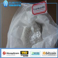 China Pharmaceutical Raw Powder Sexual Enhancement Supplements Vardenafil for Male ED Treatment 224785-91-5 wholesale