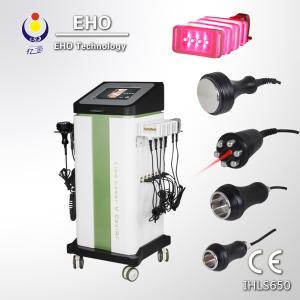 China IHLS650 RF vacuum cavitation lipo massage slimming machine on sale
