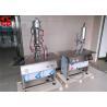 China Semi-Automatic Shaving Gel Shaving Foam Spray Bag On Valve Filling Machines, Aerosol Can Filling Machines wholesale