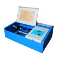 Buy cheap Portable Laser Engraving Cutting Machine 3020 For Fiber Wood Glass Acrylic MDF from wholesalers