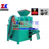 China High capacity up to 30tph coal powder briquetting machine wholesale