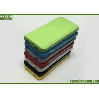 China Quick Charge Li - Polymer Power Bank , ABS Material Wireless Charging Power Bank wholesale