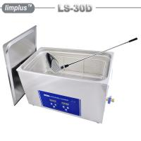 China Golf Club Grip Ultrasonic Cleaner Household Use 30liter LS-30D wholesale