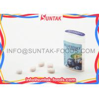 China 2017 NEW Blueberry Flavor Candy Sugar Free Dental Mints Halal Products wholesale