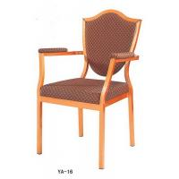 China Stackable Arm Chair Wedding Chair (YA-16) wholesale