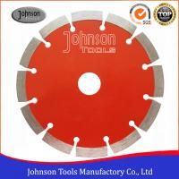 China 150 mm Diamond Cutting Disc For Cutting Granite Slabs / Granite Countertop Cutting wholesale