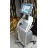 Skin Tightening Hifu Slimming Beauty Equipment 4MHz For Fat Reduction / Body Shaping