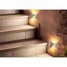 China DC 12 / 24V IP67 LED Underground Light 3W Side Emitting Outdoor Landscape Lighting wholesale