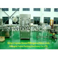 China Full Auto Aerosol spray filling machine 1000 - 5000 cans / hour wholesale